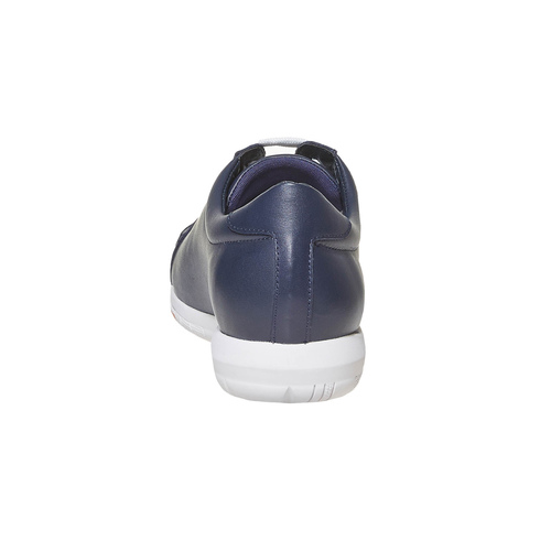Sneakers da donna in pelle flexible, blu, 524-9597 - 17