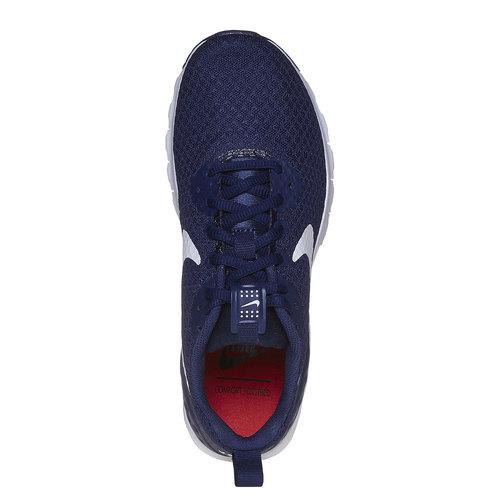 Sneakers sportive blu nike, blu, 509-9440 - 19
