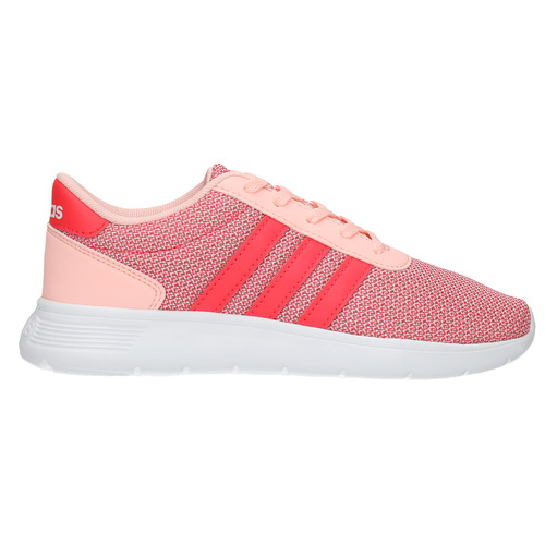 Sneakers rosa da bambina adidas, rosso, 309-5335 - 15