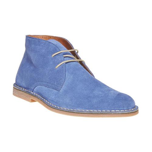 Scarpe in pelle da uomo alla caviglia bata, 843-0267 - 13