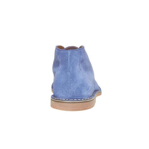 Scarpe in pelle da uomo alla caviglia bata, 843-0267 - 17
