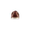 Scarpe da barca bata, marrone, 854-5174 - 15