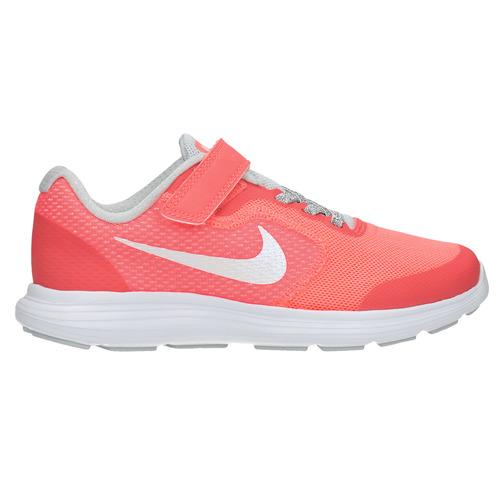 Sneaker sportive da ragazza nike, grigio, 309-2249 - 15