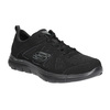 Sneakers con memory foam skechers, nero, 509-6963 - 13