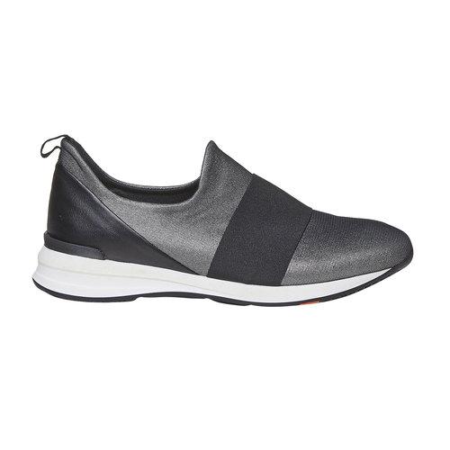 Sneakers da donna senza lacci flexible, bianco, 519-1334 - 15