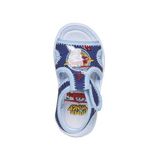 Sandali da bambino, blu, 279-9145 - 19