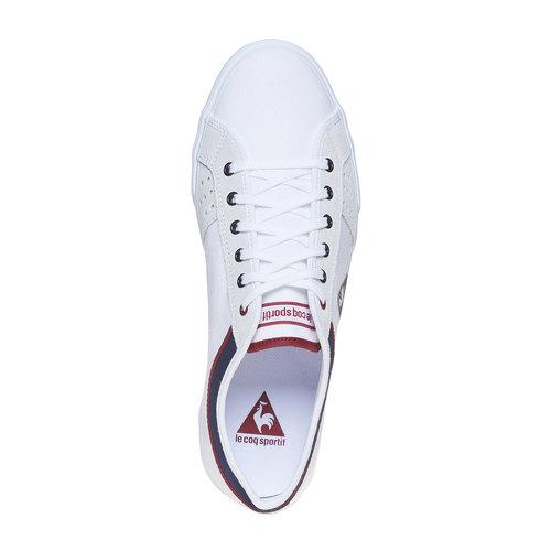 Sneakers informali da uomo le-coq-sportif, bianco, 889-1222 - 19