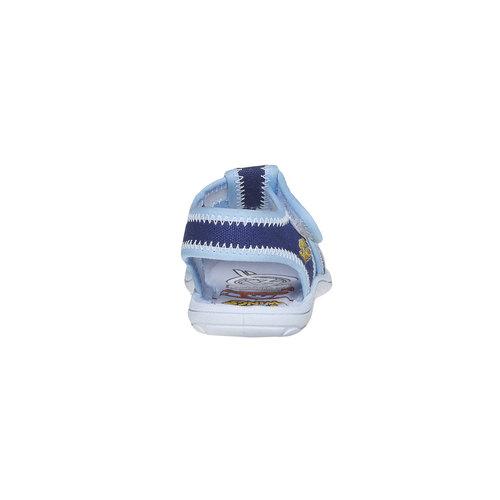 Sandali da bambino, blu, 279-9145 - 17