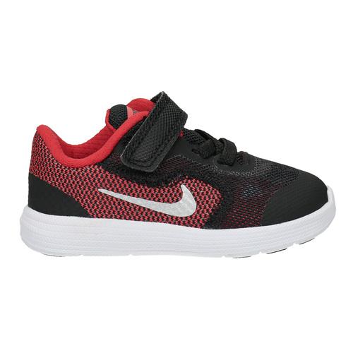Sneakers sportive da bambino nike, rosso, 109-5149 - 15