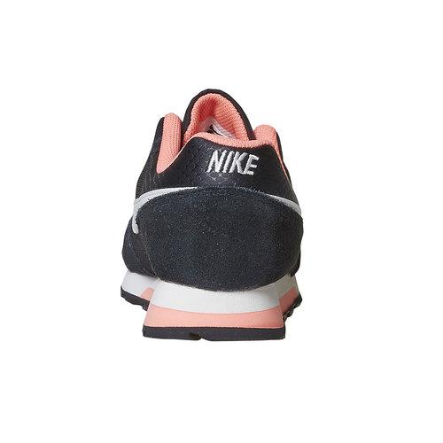 Sneakers sportive da donna nike, nero, 509-6970 - 17