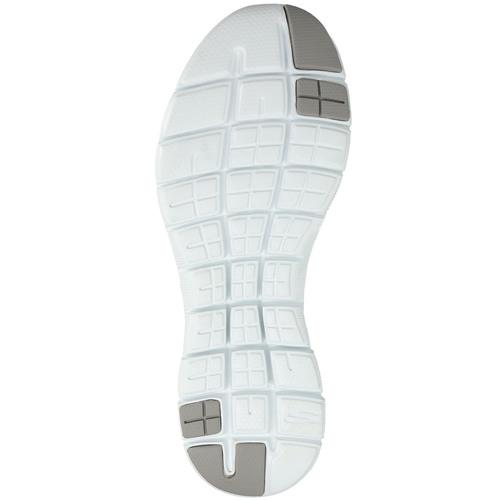 Sneakers con memory foam skechers, grigio, 509-2965 - 26