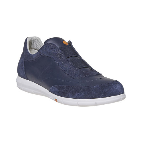 Sneakers da donna in pelle flexible, 514-0271 - 13