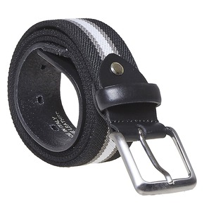 Cintura da uomo bata, nero, 959-6285 - 13