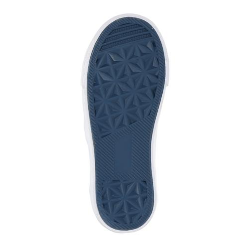 Scarpe da bambino in stile Slip-on, blu, 219-9160 - 26