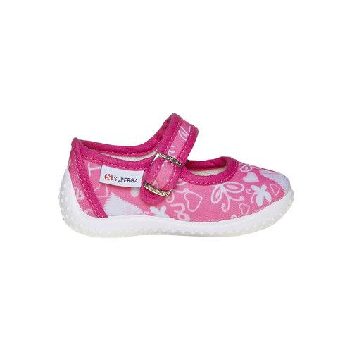 Ballerine rosa da bimba superga, rosa, 169-5131 - 15