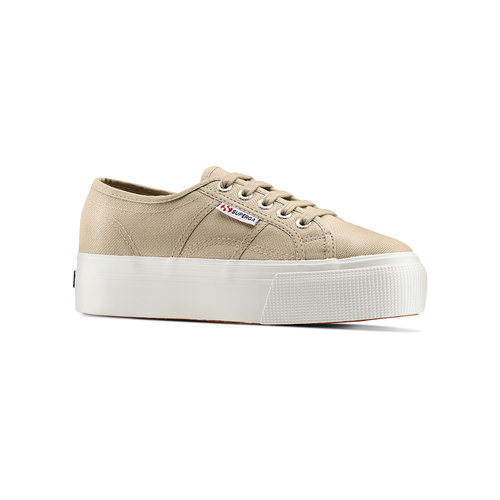 Superga 2790 Cotu Up & Down superga, beige, 589-3308 - 13