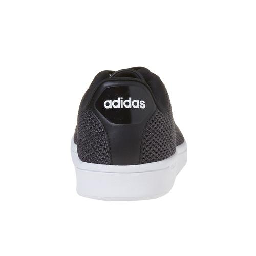 Sneakers nere da uomo adidas, nero, 809-6138 - 17