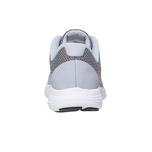 Sneakers sportive da bambino nike, grigio, 409-2149 - 17
