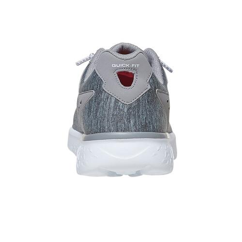 Sneakers sportive da donna skechers, grigio, 509-2964 - 17