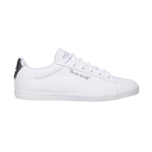 Sneakers bianche da donna le-coq-sportif, bianco, 589-1197 - 15