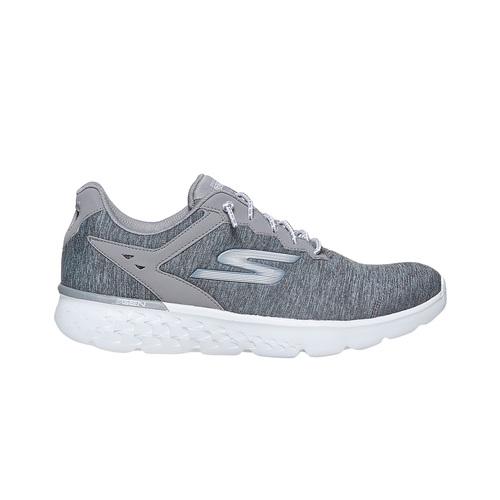 Sneakers sportive da donna skechers, grigio, 509-2964 - 15