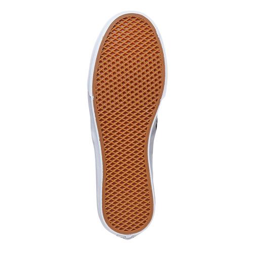 Sneakers da donna con motivo vans, viola, 589-9913 - 26