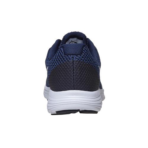 Sneakers sportive da uomo nike, blu, 809-9149 - 17