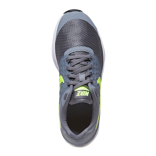Sneakers sportive da bambino nike, grigio, 409-1145 - 19