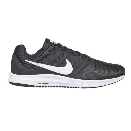 Sneakers nere da uomo nike, nero, 809-6145 - 15