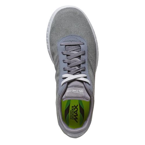 Sneakers da uomo skechers, grigio, 889-2234 - 19