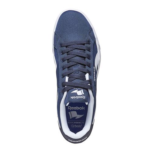Sneakers informali da uomo reebok, blu, 889-9199 - 19