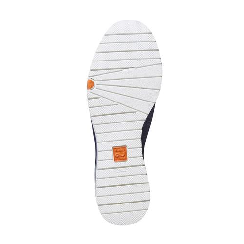 Sneakers casual da donna flexible, blu, 529-9586 - 26