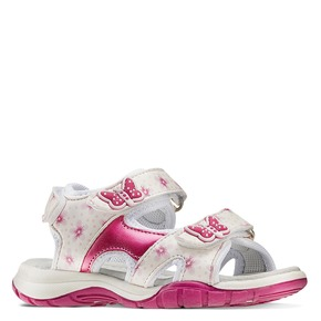 Sandali da bimba mini-b, bianco, 261-1192 - 13