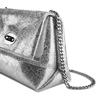Minibag in pelle bata, argento, 964-1239 - 15