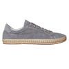 Sneakers in pelle con suola in iuta bata, 853-2317 - 15