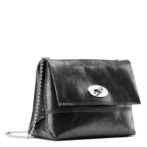 Mini-bag in pelle nera bata, nero, 964-6239 - 13