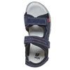 Sandali in pelle da bambino mini-b, blu, 363-9198 - 19