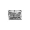 Minibag in pelle bata, argento, 964-1239 - 26