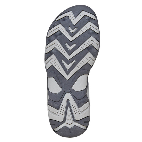 Sandali in pelle da bambino mini-b, 363-2198 - 26