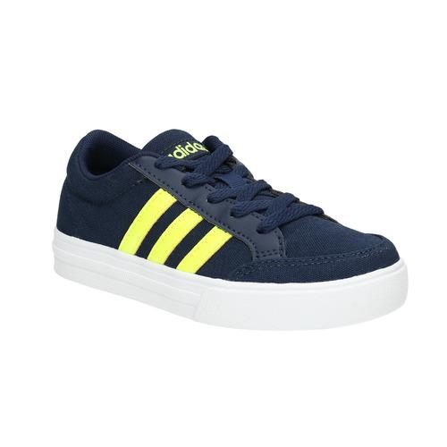 Sneakers blu da bambino adidas, blu, 389-8119 - 13