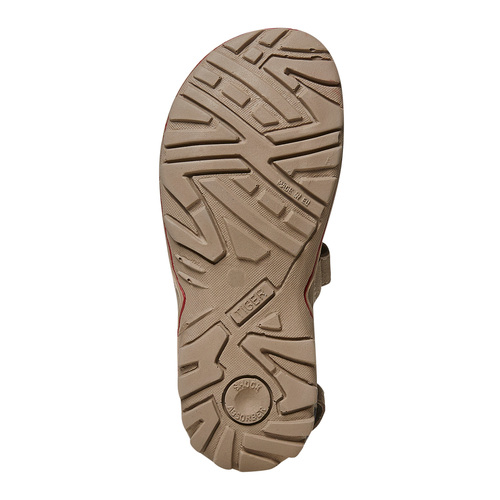 Sandali in pelle da bambino weinbrenner-junior, beige, 463-3101 - 26