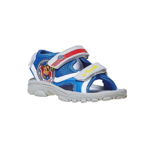 Sandali da bambino con chiusure a velcro, blu, 261-9194 - 13