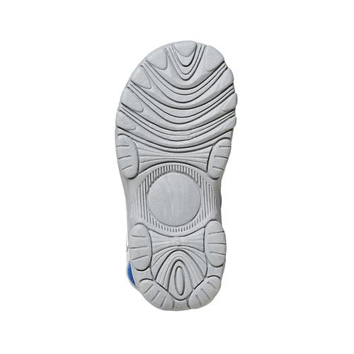 Sandali da bambino con chiusure a velcro, blu, 261-9194 - 26