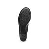 Sandali con fasce elastiche bata, nero, 779-6102 - 19