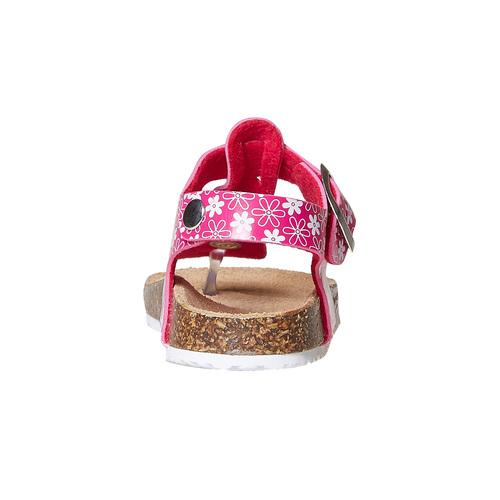 Sandali rosa da bambina mini-b, rosa, 261-5186 - 17