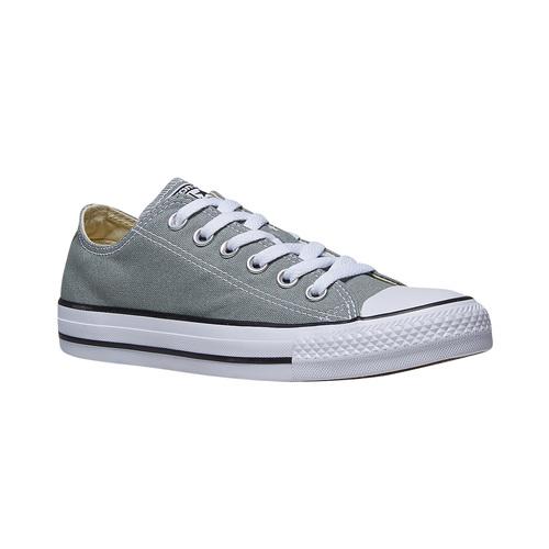 Sneakers grigie da donna converse, verde, 589-7379 - 13