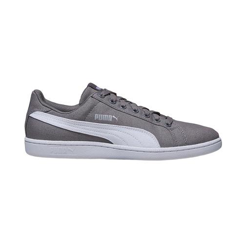 Sneakers grigie da uomo puma, grigio, 889-2220 - 15