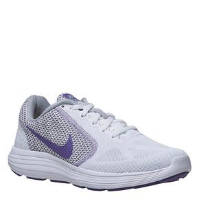 Sneakers sportive da donna nike, bianco, 509-1149 - 13