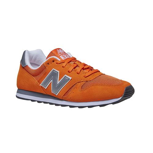 Sneakers in pelle da uomo new-balance, arancione, 803-3107 - 13