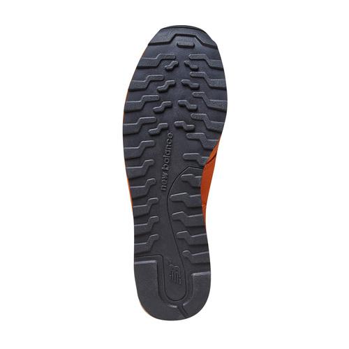 Sneakers in pelle da uomo new-balance, arancione, 803-3107 - 26